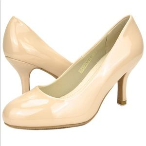 Dream Pairs Nude Pump